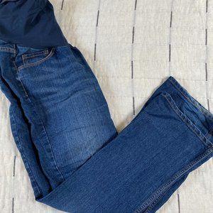 Motherhood Maternity Stretch Bootcut Jeans